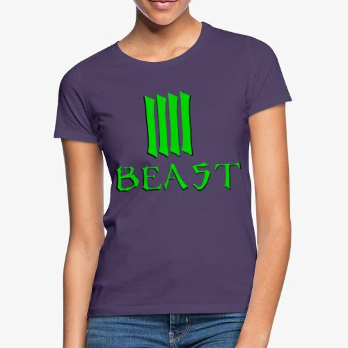Beast Green - Women's T-Shirt
