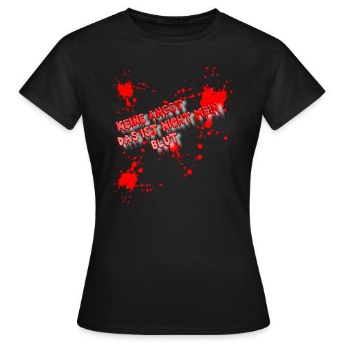 keine_angst - Frauen T-Shirt