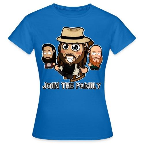 Chibi Bray - Join the Family - Women's T-Shirt
