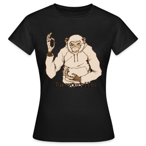 takeyourpills - T-shirt Femme