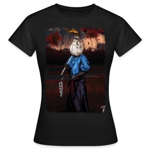 Kinchakumi - T-shirt Femme
