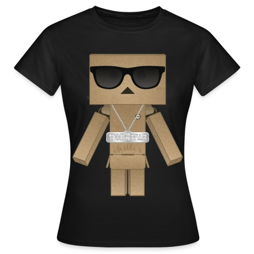 Top wag Updated - Dame-T-shirt