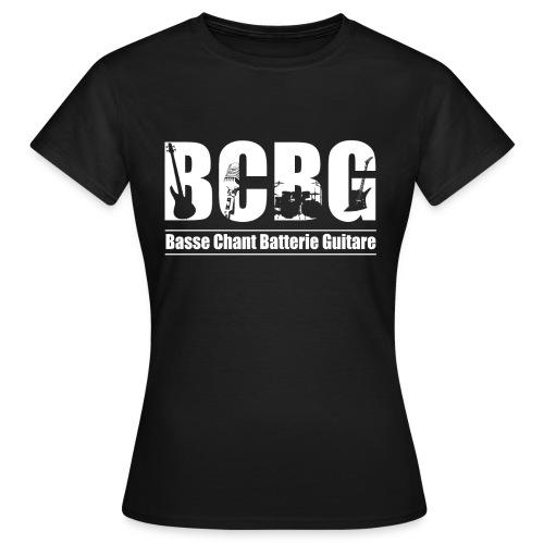BCBG - T-shirt Femme
