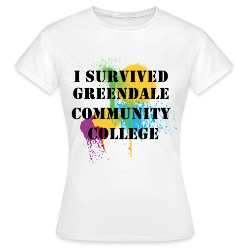 Paintball - Camiseta mujer
