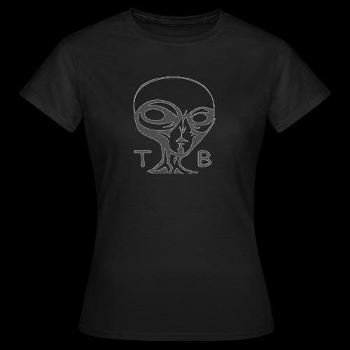 Team_Beamer Classic´s - Frauen T-Shirt