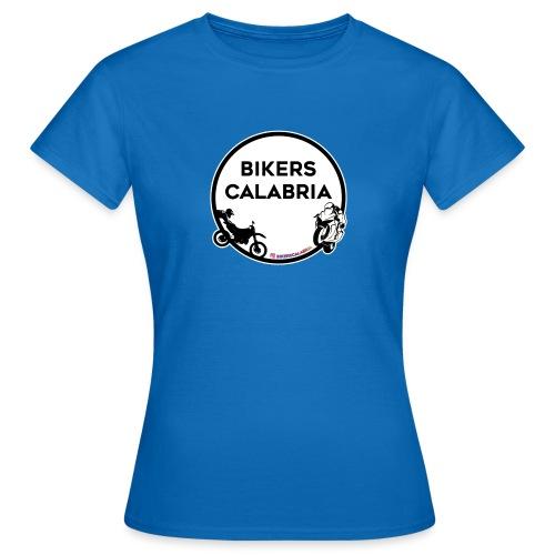 Logo con prodotto nero - Maglietta da donna