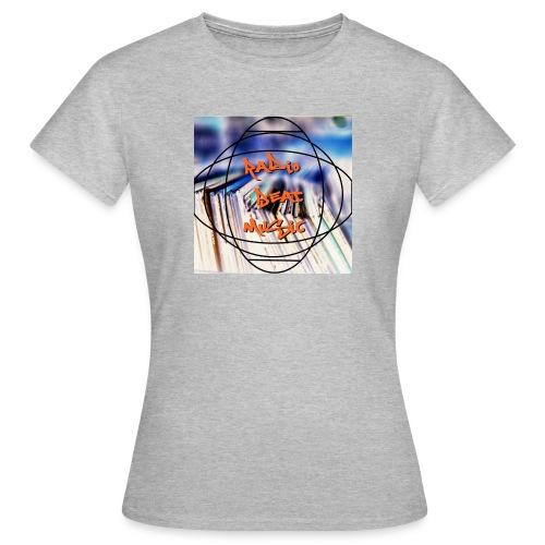 Radio Beat Music - Maglietta da donna