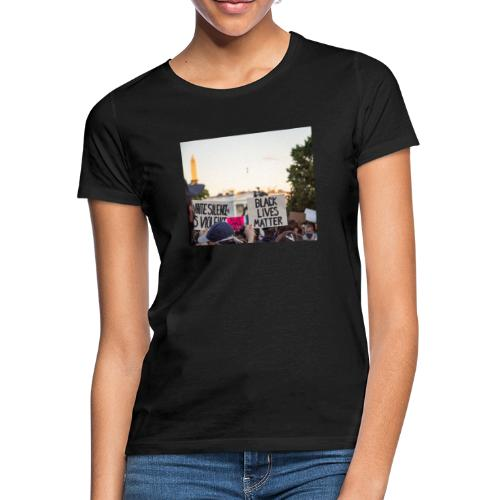 Black lives matter - Women's T-Shirt