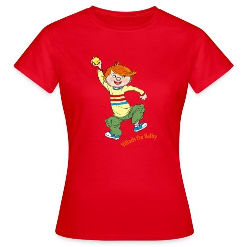 Villads fra Valby - Dame-T-shirt