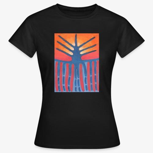 drzewo prehistoryczne 1 - Koszulka damska