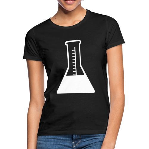 CHEMIE Weiß - Frauen T-Shirt