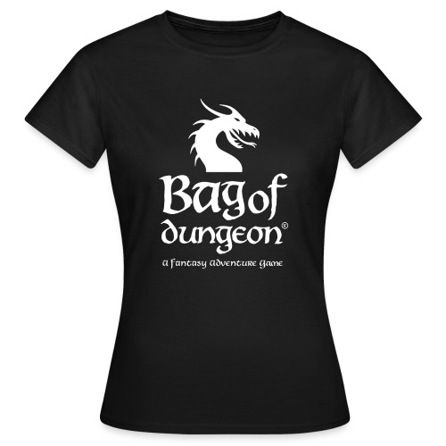 Bag of Dungeon - Women's T-Shirt