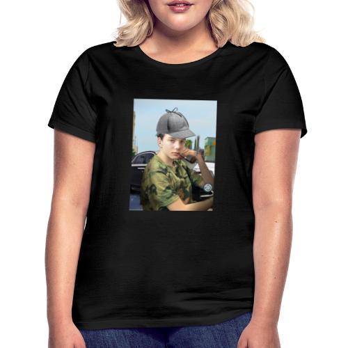 Detektiv Laurin x Der Lappen - Frauen T-Shirt