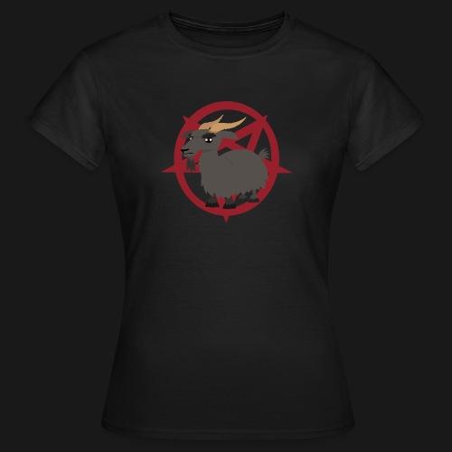 Geitebukk - T-skjorte for kvinner
