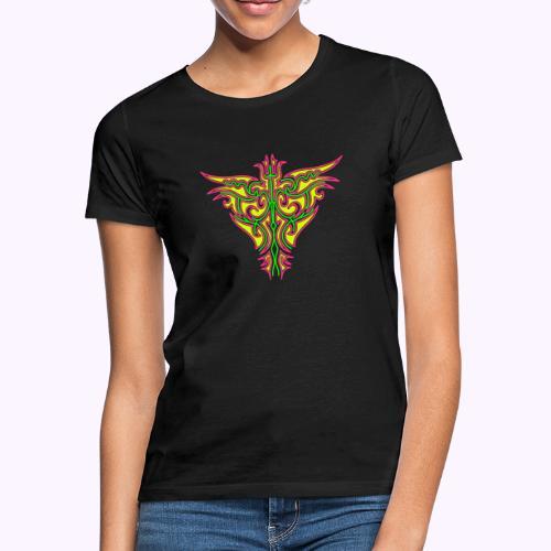 Maori Firebird - Maglietta da donna