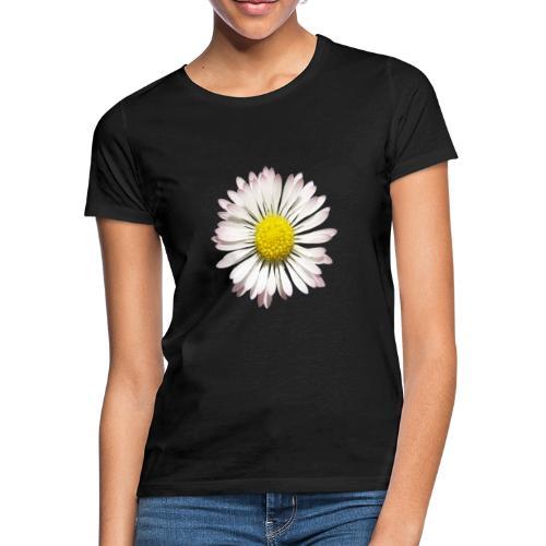 TIAN GREEN Garten - Gänse Blümchen - Frauen T-Shirt