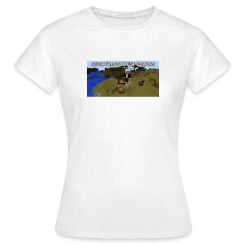 minecraft - Women's T-Shirt