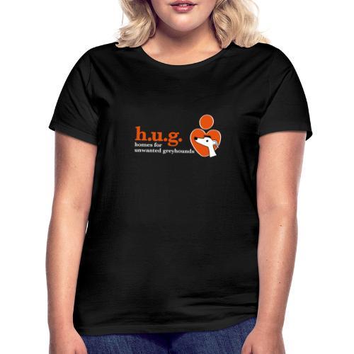HUG logo branded gear - Women's T-Shirt