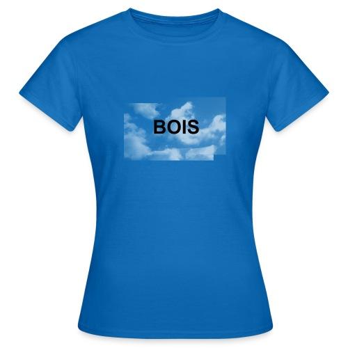 BOIS HÆTTETRØJE - Dame-T-shirt