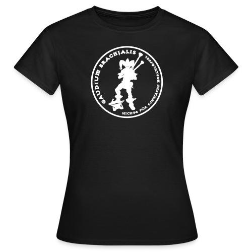 Gaudium Logo Neu - Frauen T-Shirt