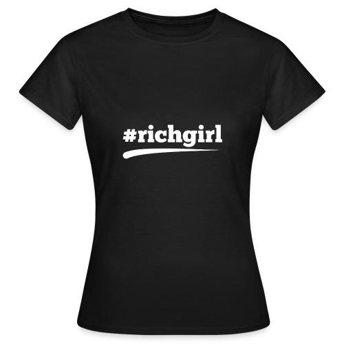 RICHGIRL - Frauen T-Shirt