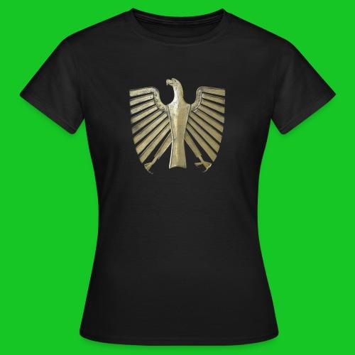 Bundesadler Kupfer - Vrouwen T-shirt