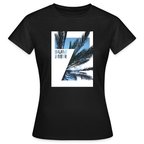 Summertime - Vrouwen T-shirt