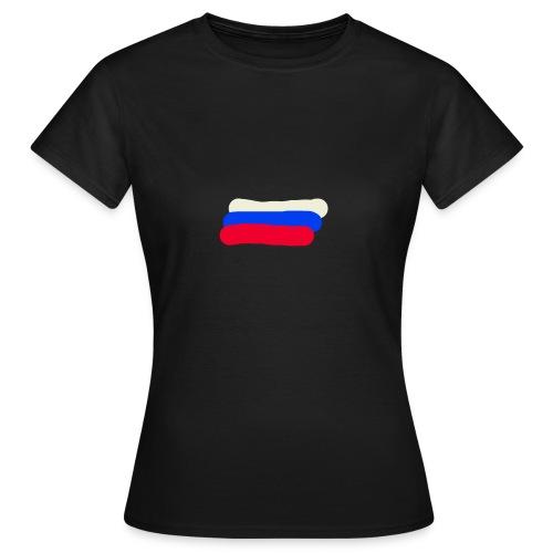 Russland - Frauen T-Shirt