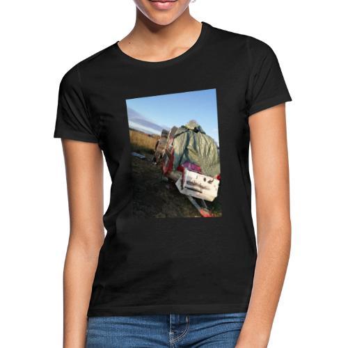 Kläder med vagnen på - T-shirt dam