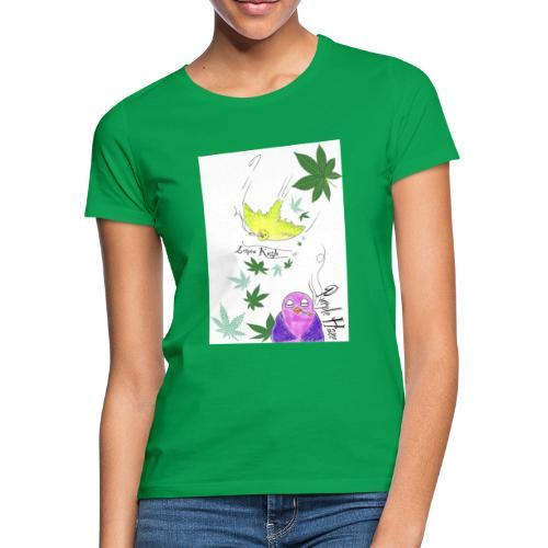 k u s h - Frauen T-Shirt