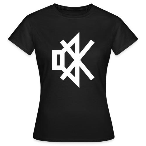 mute1 - T-skjorte for kvinner