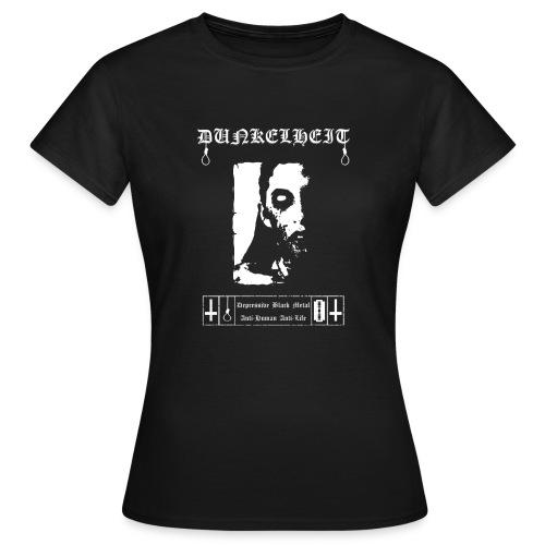 Dunkelheit - Frauen T-Shirt