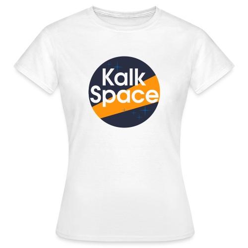 KalkSpace Logo - Frauen T-Shirt