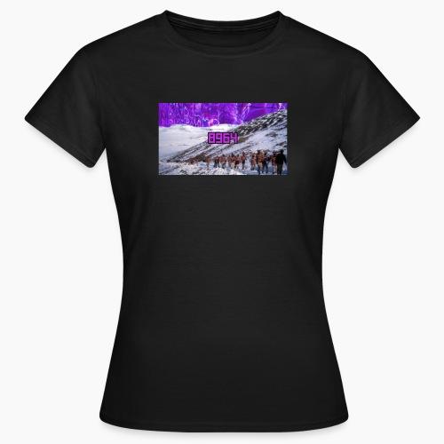 MOUNTAIN - Vrouwen T-shirt
