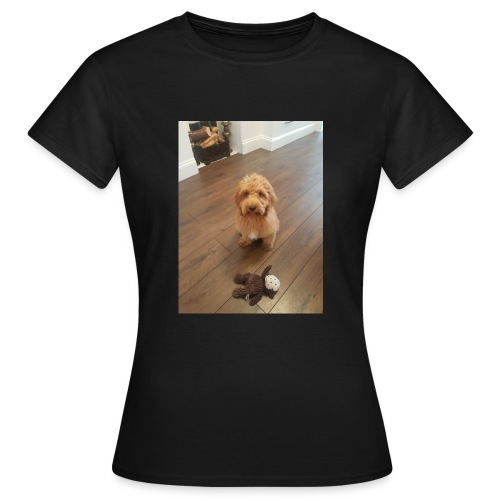Teddy boy is here come and buy this - Women's T-Shirt