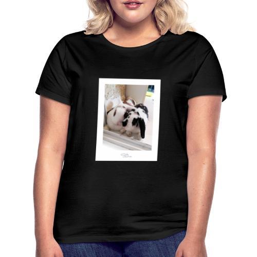 Bunnies - T-shirt Femme