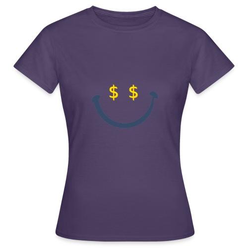 dollarowy uśmiech - Koszulka damska