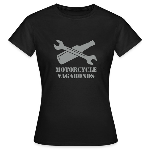 Motorcycle Vagabonds V1 - Women's T-Shirt