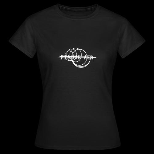 Pinque AEM Bianco - Maglietta da donna