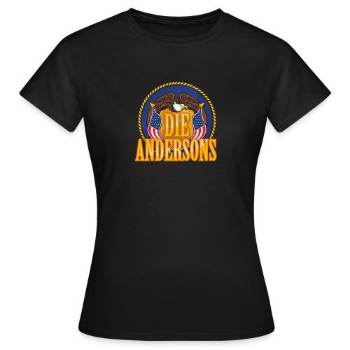 Die Andersons - Merchandise - Frauen T-Shirt