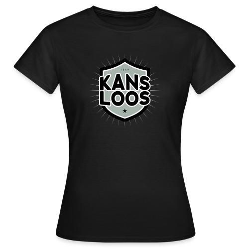 Team Kansloos - Vrouwen T-shirt