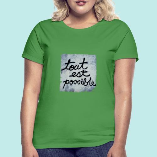 VINTAGE MAI 68 - T-shirt Femme