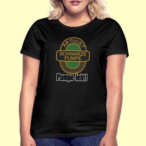pumpelebtmittel - Frauen T-Shirt