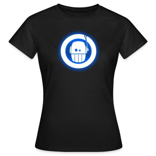 logoshine - T-shirt Femme