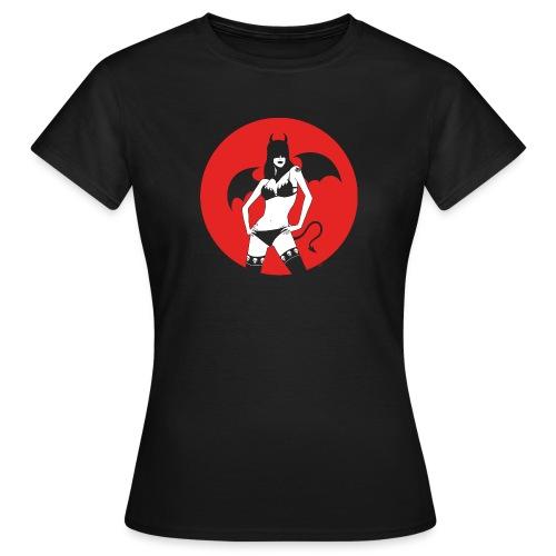 Demon Girl - T-shirt Femme