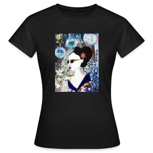 Geisha's Night Off - Women's T-Shirt
