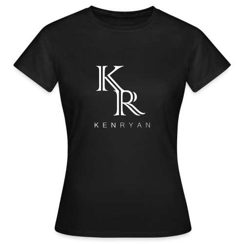KR KEN RYAN white - Frauen T-Shirt