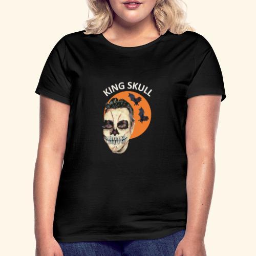 Totenkopf Nahtoderfahrung Mystik - Frauen T-Shirt
