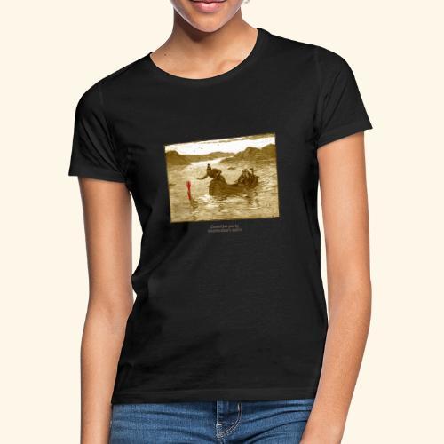 Geek T Shirt Excalibur 2.0 - Frauen T-Shirt