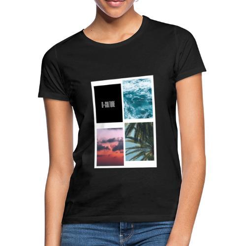 OCEAN VIBES - Camiseta mujer